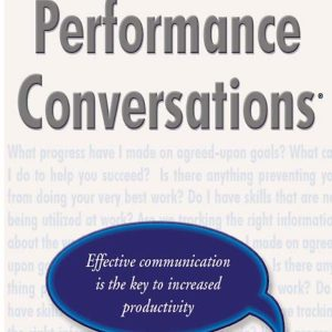 Performance Conversations: An Alternative to Appraisals by Christopher D. Lee
